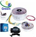 1000va de aislamiento del transformador eléctrico/transformador toroidal de potencia para la venta caliente