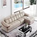 Sofá reclinável, sofá de couro moderno, sofá relax