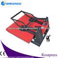 RS-6090 máquina para imprimir pegatinas de vinilo sublimación transferir máquina de impresión máquinas para estampar camisetas