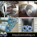 bobina metálica de acero galvanizado