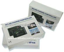 pwm carga del panel solar del controlador 12v 10a