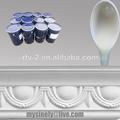 de silicona líquida para cornisas de yeso decoraciones de la fabricación del molde