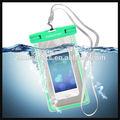 Universal de la bolsa a prueba de agua, luminoso bolsa a prueba de agua