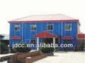 Dois- andares estrutura de aço casa pré-fabricada módulo