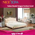 venda quente o mais novo design moderno e de luxo da cama da princesa h08