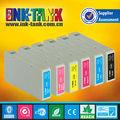 Cartucho de tinta compatible t5591-t5596 para impresora epson stylus photo rx700