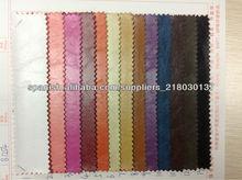 2013 colorido PVC de cuero artificial sintético para los bolsos