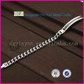 productos innovadores para la importación pulsera de plata de los hombres