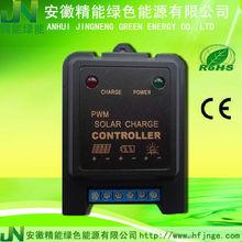 PWM barato 12v 3a regulador de carga solar para la luz de calle