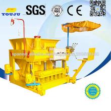 Qmy6-25 de ladrillo que hace la máquina del molde