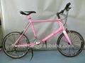 """Señora de la oficina barata bicicleta de carretera de carbono mini bicicleta de carretera 20"""", ruedas colorido y bonito"""