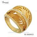 viennois 2014 nuevo diseño italiano anillos de oro