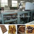 chocolate máquinas de la fábrica