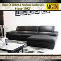 2013 sofá moderno de cuero genuino esquina sofá 1270