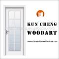 Puerta de acero fabricados en china/puerta de madera de china de pvc puerta de la fábrica