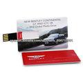 promoción tarjeta de crédito del usb memorias