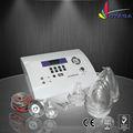 la terapia de vacío dispositivo de vacío de la máquina de masaje con la copa