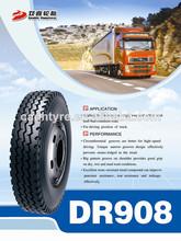 Neumáticos de camión 12.00r24- 20 dr908