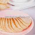 marca e batata frita crocante