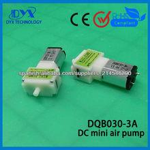6V DC pequeña bomba de aire eléctrica