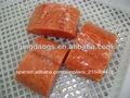 congelados de alta calidad de salmón chum porción