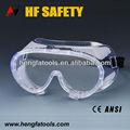 ANSI Z87.1 y CE EN166 de los respiraderos directo del las gafas de seguridad