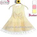 diseñador de vestidos para niñas 2014 nuevo diseño de moda bebé vestido de bebé niña vestidos princesa
