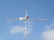 palas de pala de aerogenerador / viento / horizontales palas / paletas de la turbina de viento verticales