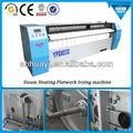Tela de vapor industrial de prensa de hierro de hierro( de lavandería)