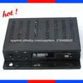 Internet por satélite receptor negro caja 800hd-c