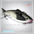 de plástico duro vib señuelo de la pesca para 2014 nuevo producto