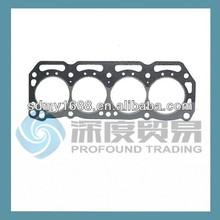 Caliente venta de carretilla elevadora del motor juntas de culata para nissan a15 n-11044-k8700
