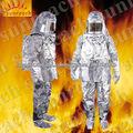 Uniformes de bomberos