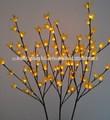 flores ramita de luz