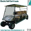 Carros de golf, 6 asientos, CE aprobó
