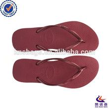 de alta calidad en caliente de la venta de niza la mujer desnuda de zapatillas de playa