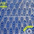 ( fábrica yjc16826- 46) química bordado de tela decorativa flores de tela para ropa