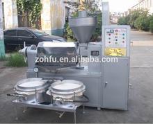 Automática del tornillo prensa de aceite, molino de aceite, expulsor del aceite de la máquina para la venta