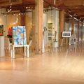 De chicago, illinois, east river centro de las artes