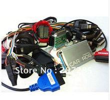 Llave del coche programador carprog completo v4.01 21 adaptador con todos los softwares