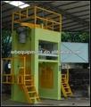 /de cobre alambre de aluminio tomar- hasta equipo de la máquina aplicable a alambre de diámetro. 1.2mm-3.5mm