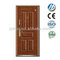 puertas de seguridad de hierro forjado