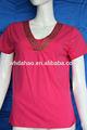 cuello v cosido a mano de las señoras cuentas gratis los patrones de la blusa
