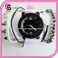 Venta al por mayor de moda reloj de promoción de acciones baratas 1.5 usd directa de la fábrica de la moda reloj