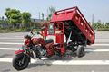 chongqing hot moteur à trois roues tricycle pour le fret à poussoir hydraulique