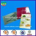 Flyer folleto deimpresión de tarjetas, catálogo de negocios folletos