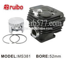 Para stihl ms381 52mm de cerámica motosierra/sierra cilindro