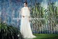 Real de la muestra sin mangas vestido de novia vestido de novia embarazada plus/tamaño grande formal vestidodenoche