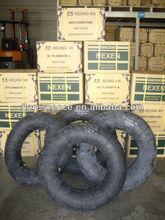Butyle tube interne utilisé sur les pneus michelin 14.00r24 qualité