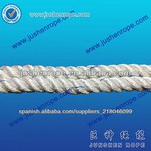 Cuerdas de nylon cuerda de poliamida trenzado / marine